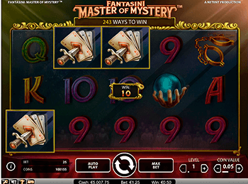 Fantasini: Master Of Mystery 1